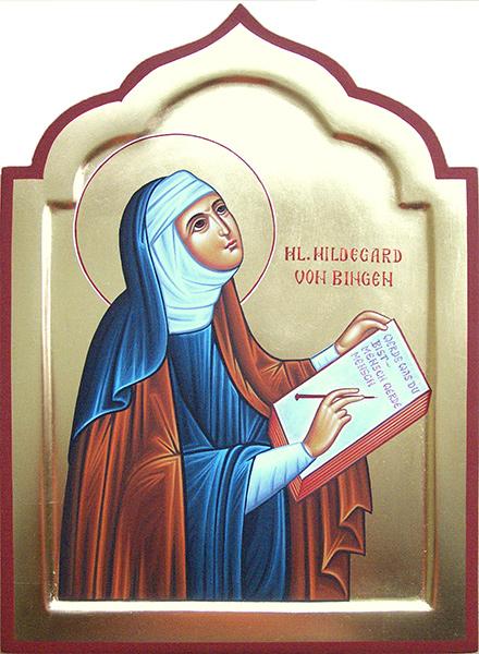 Hl Hildegard Von Bingen